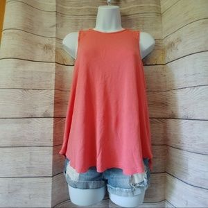 Old Navy Embroidered Sleeveless Top